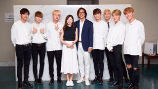 BTS Park Soo Jin Bae Yong Joon