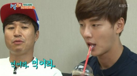 How Does Yoon Shi Yoon React To Liquid Anchovy Coffee?