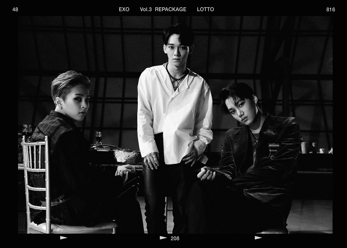 "Update: EXO Shares More Teasers For Upcoming Return With ""Lotto"""