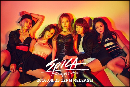 Spica Confirms Comeback Date And Details
