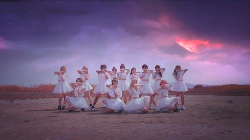"Watch: Cosmic Girls Returns As 13-Member Group With ""Secret"" MV"