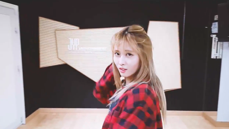 """Watch: TWICE's Momo Covers Jun.K's """"Think About You"""" Dance"""