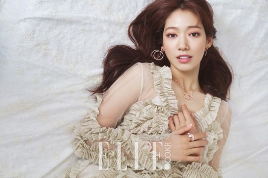 Park Shin Hye Ditches Her Scrubs And Looks Absolutely Gorgeous
