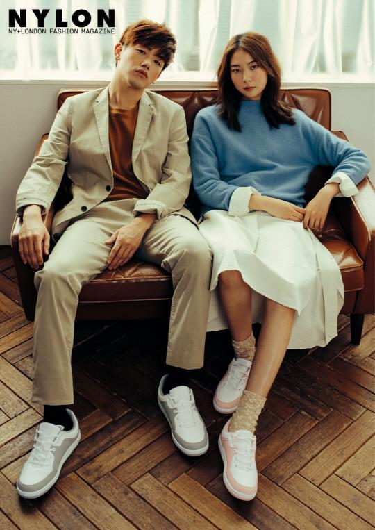 Eric Nam Is An Aloof Boyfriend For Nylon Magazine