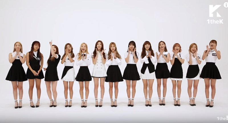 """Watch: Cosmic Girls Play Games To Teach """"Secret"""" Dance Moves"""