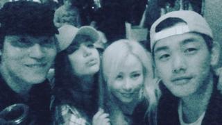 John Park, Ailee, Jo Hyun Ah, Eric Nam