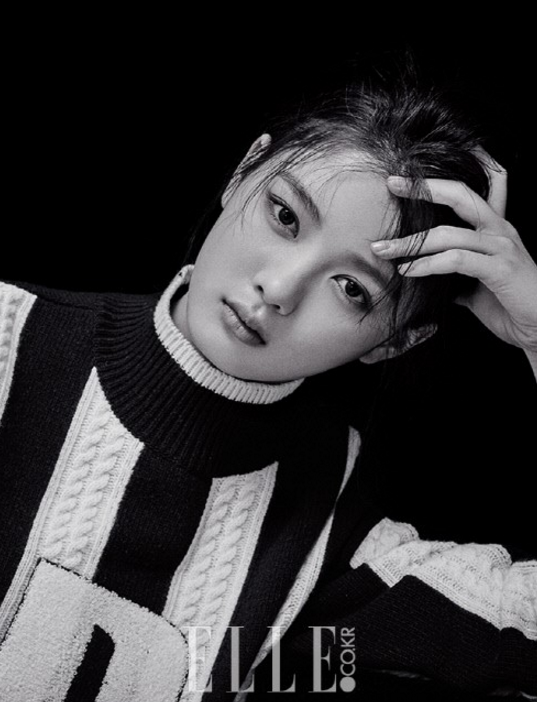 Kim Yoo Jung Talks About Acting Manly And Her Own Personality For Elle