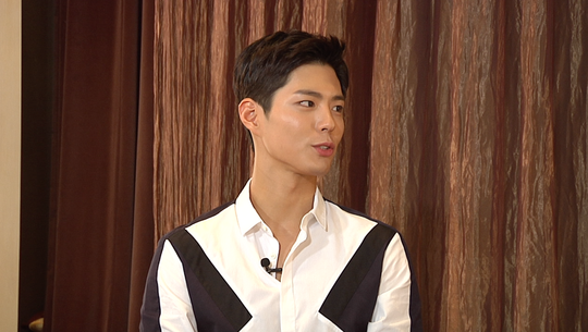 "Park Bo Gum Dishes On His ""Bombastic"" Dance And Advice He Received"