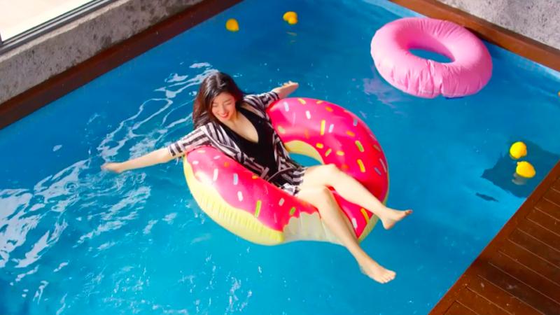 "Watch: Crush And Han Sang Won Drop ""Skip"" MV As First HIGHGRND And CJ E&M Collaboration"