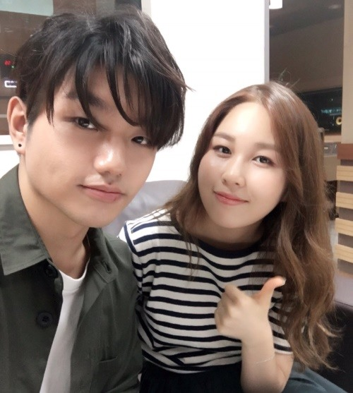 Sam Kim And Kwon Jin Ah Stay Positive Facing Negative Comments
