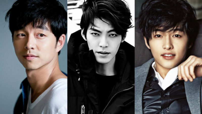 9 Korean Actors That Could Kill With Their Sexiness