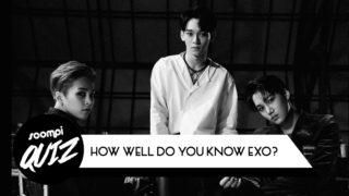 quiz exo trivia 1
