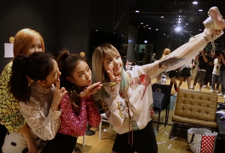 Watch: BLACKPINK Reveals Adorable Personalities Behind The Scenes
