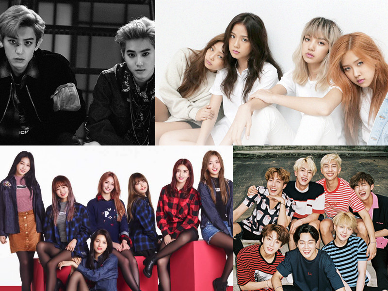 Top K-Pop Singer Brand Power Rankings For August Revealed
