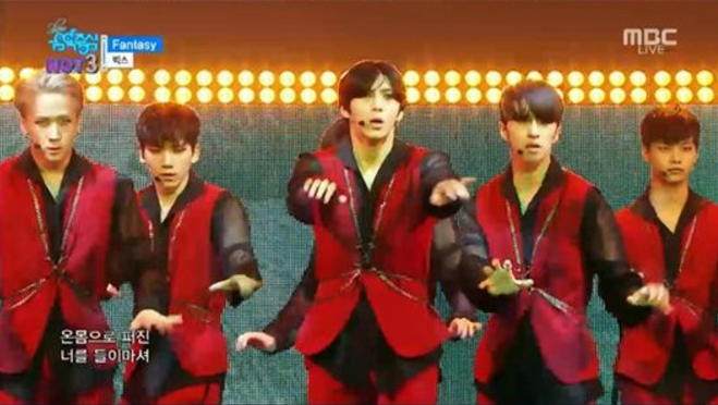 "Watch: EXO, VIXX, NCT DREAM, And More On ""Music Core"""