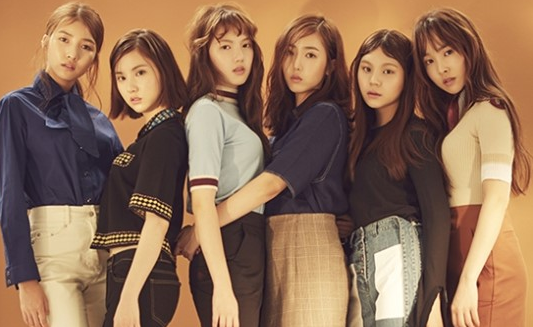 Who Does GFRIEND Pick As Their Industry Role Model?