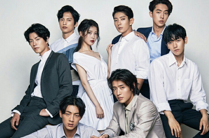 IU Reveals What She Really Thinks About Working With So Many Handsome Actors