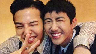 G-Dragon Kwanghee