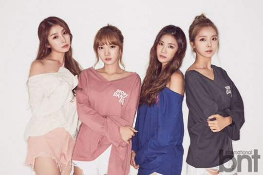 STELLAR Opens Up About Being Viewed As Racy Girl Group
