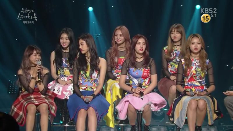 """I.O.I Reveals They Were Sure """"Pick Me"""" Would Be A Disaster"""