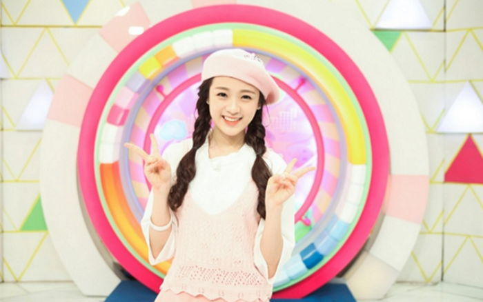 April's Jinsol Becomes New Female MC Of Popular Children's Show