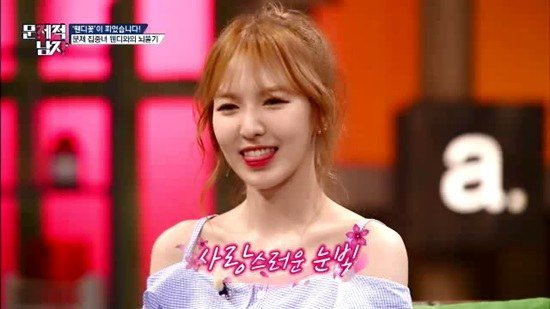 "Red Velvet's Wendy Unleashes The Competition On ""Problematic Men"""