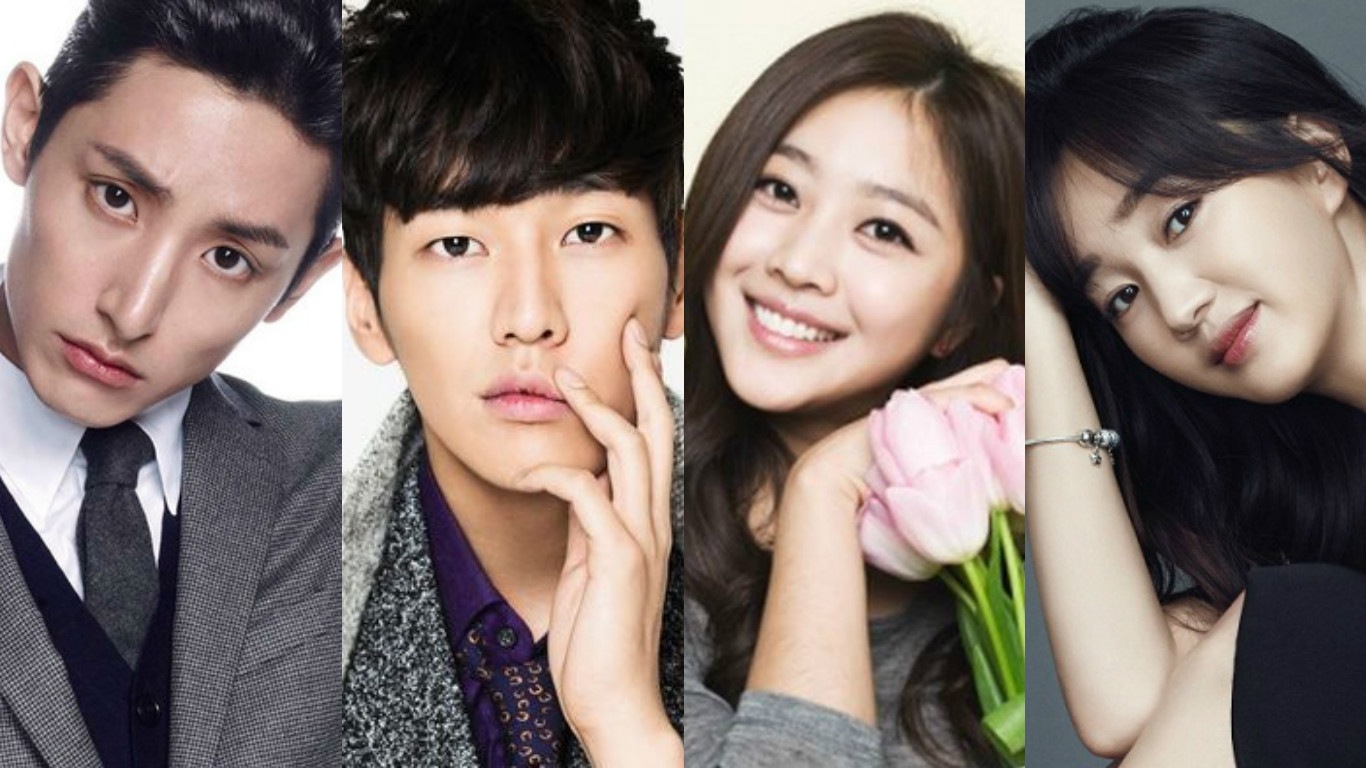 Lee Soo Hyuk Jo Bo Ah Kim Young Kwang Soo Ae