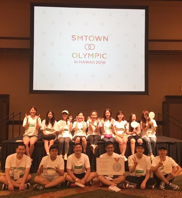 SMTOWN Olympic