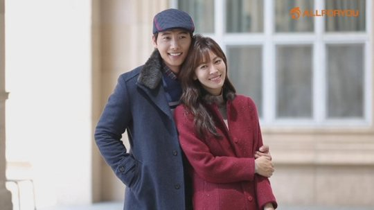 Lee Sang Woo Kim So Yeon 2