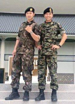 Yunho Lee Seung Gi 2