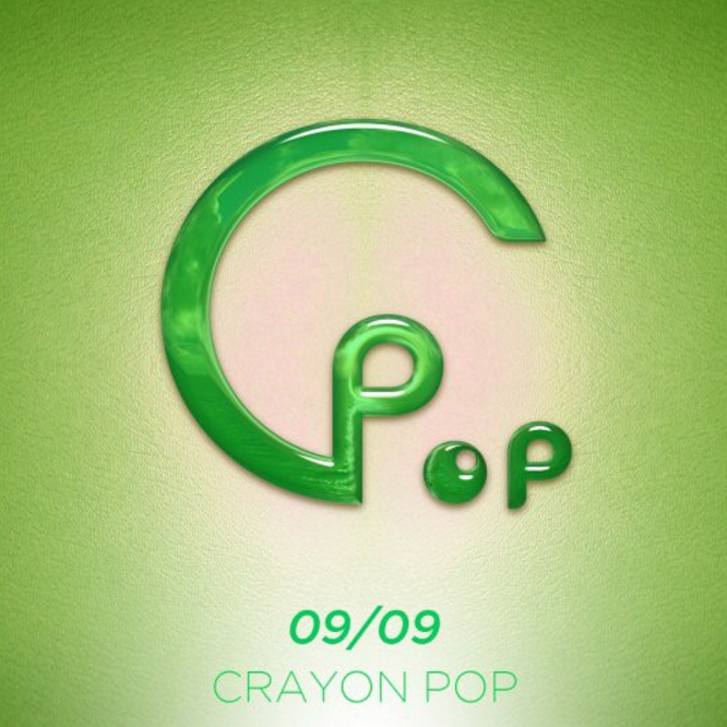 Crayon Pop Logo