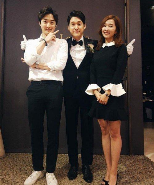 Kang Young Seok Song Chang Eui Lee Jung Hwa