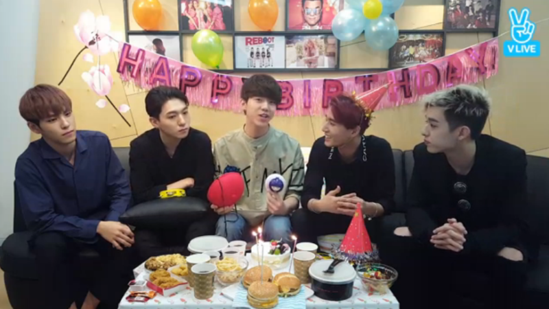 DAY6 Celebrates 1st Debut Anniversary With Fans Via Live Broadcast