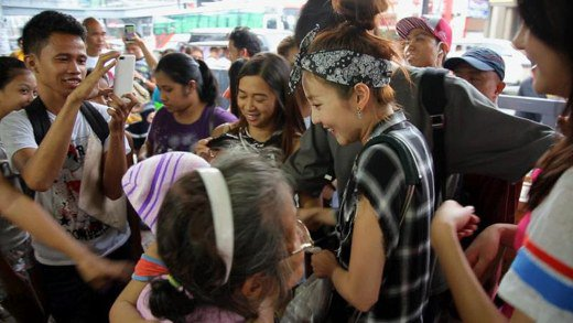 Just How Popular Is Sandara Park In The Philippines?