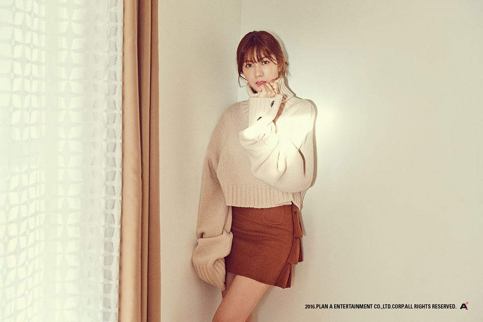 Apink's Hayoung Is Demure And Vivid In Comeback Teasers