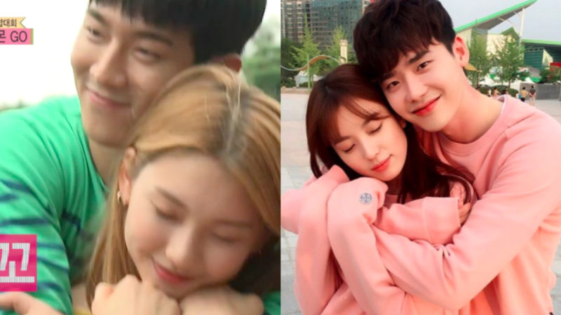 Jota And Kim Jin Kyung Forego All Shyness As They Get Competitive During Romantic Reenactment Game