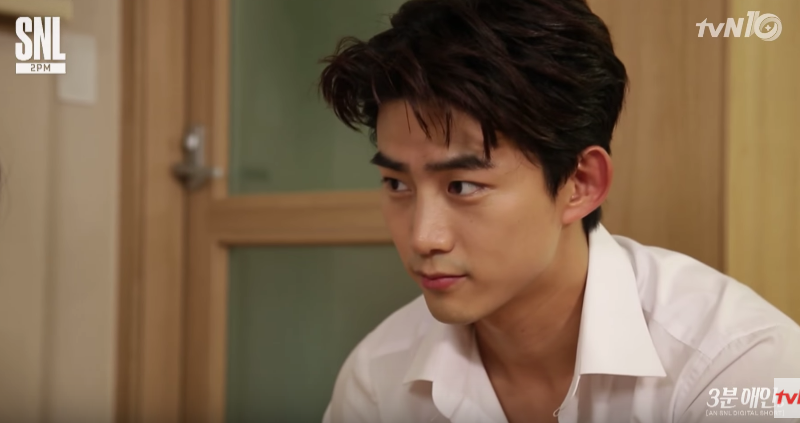 "Watch: 2PM Members Are Perfect 3 Minute Boyfriends On ""SNL Korea"""