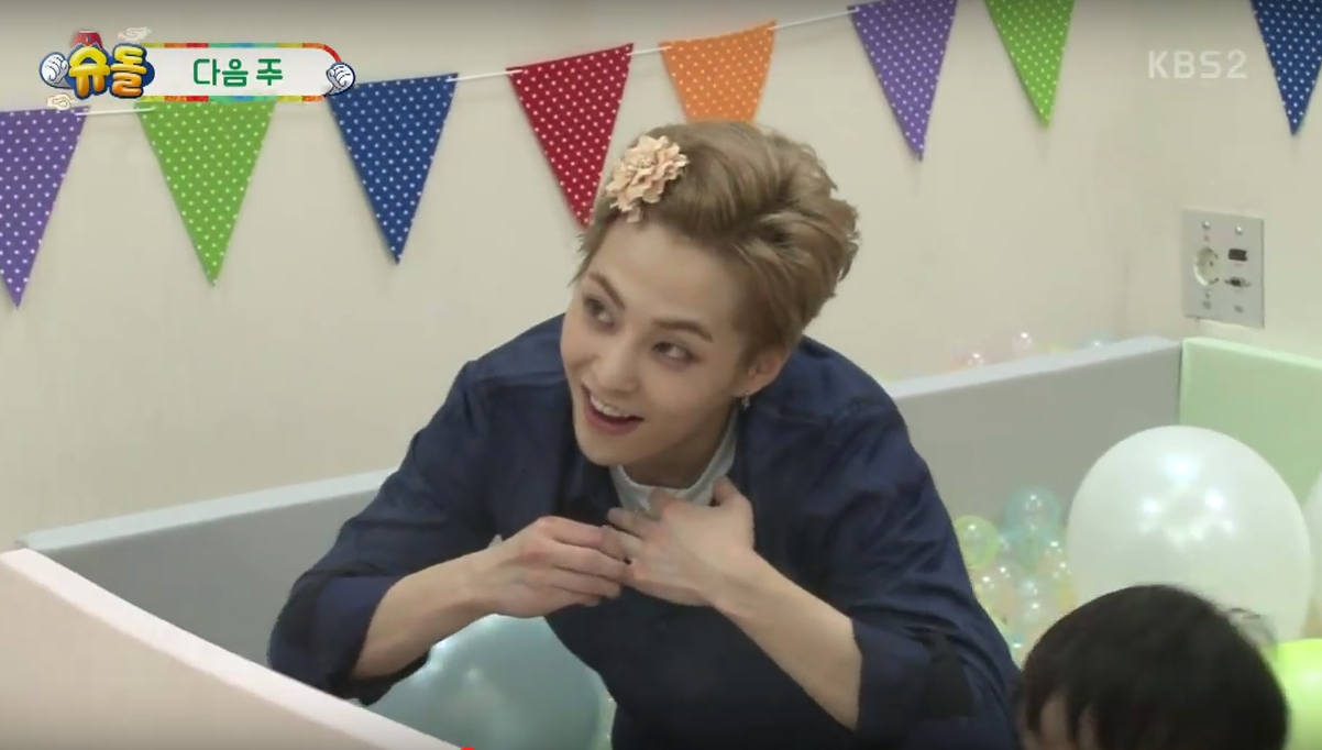Watch: EXO's Xiumin And Chen Surprise SoDa Siblings In ...
