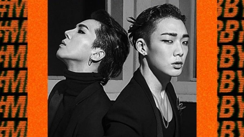 Song Mino And Bobby Thank G-Dragon For His Advice