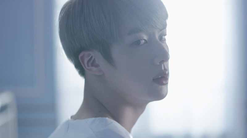 "Watch: BTS's Jin Stars In New ""WINGS"" Short Film"