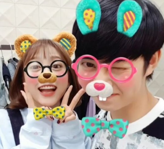 Watch: Heechul And Hani's Selfie Game Is Strong In New Instagram Updates