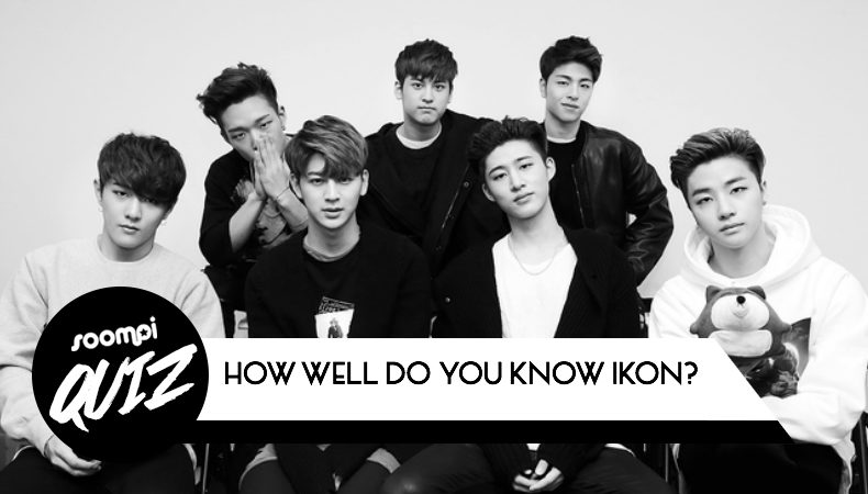 QUIZ: How Well Do You Know iKON?