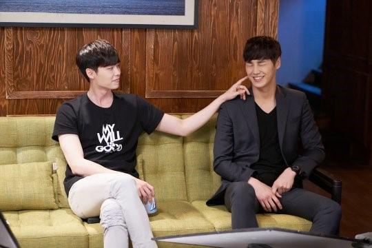 Lee Jong Suk Lee Tae Hwan