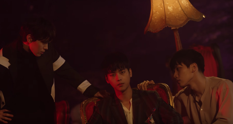 "Watch: VIXX Drops Performance And Drama MV Versions Of ""Fantasy"""