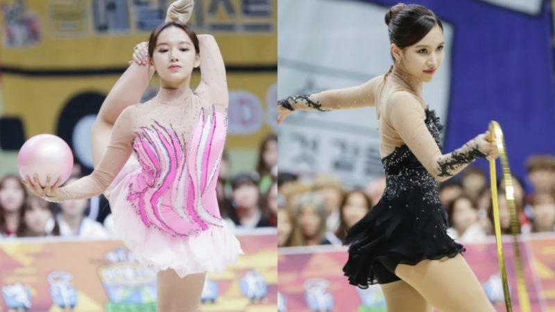 """""""Idol Star Athletics Championships"""" Reveals 6 Female Idols Competing In Rhythmic Gymnastics"""