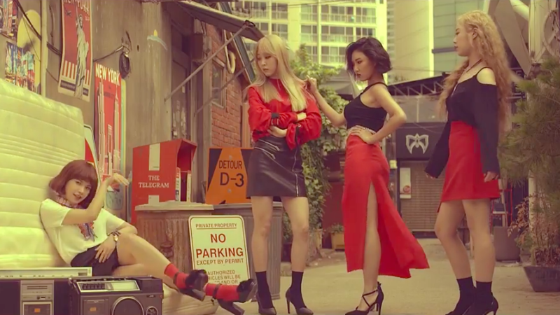 """Watch: MAMAMOO Shares Glimpse Of """"New York"""" MV With Teaser Video"""