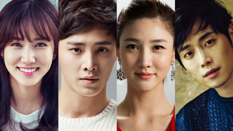 Kim Jae Won, Lee Tae Hwan, And More To Headline New MBC Weekend Drama