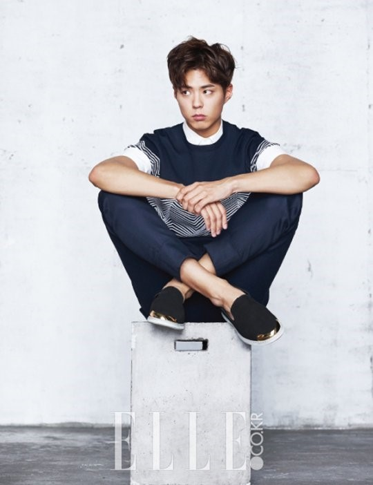 Park Bo Gum Describes His Ideal Type And Talks About Style With Elle Magazine