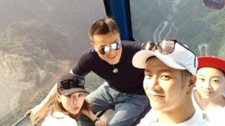 GOT7 Jackson Fei miss A Park Jin Young