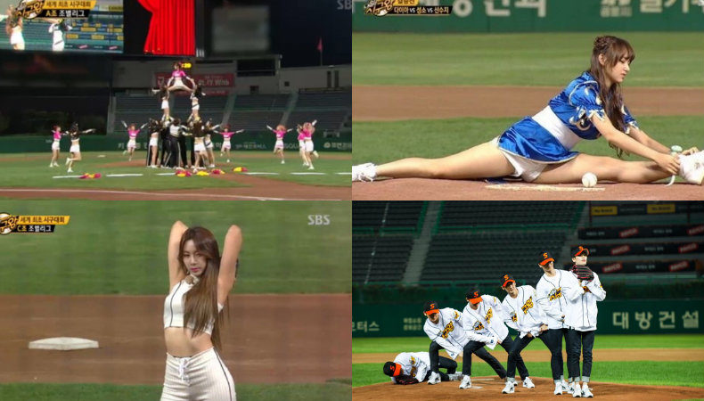 "Teen Top, Cosmic Girls, DIA, Apink, and More Compete To Be ""Pitch King"""